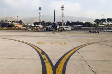 تقویت بازرسیهای فرودگاهها در ترمینالها و  رمپ پروازی