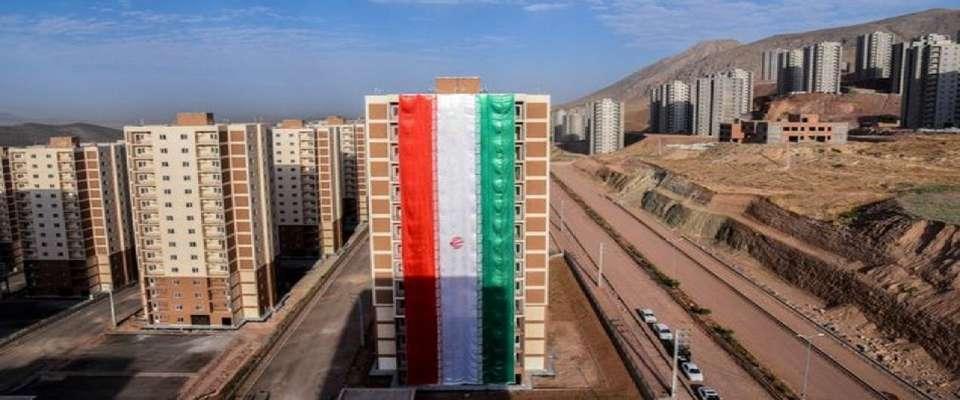 آغاز ساخت ۶ هزار و ۲۵۴ واحد مسکن ملی توسط بنیاد مسکن