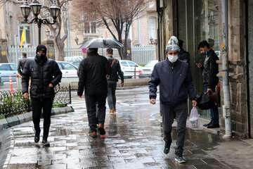 بارشهای بهاری در اغلب استانها تا روز دوشنبه ادامه دارد