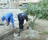 ثبت بیش از 2700 تخلف انشعاب آب در جنوب غربی استان تهران
