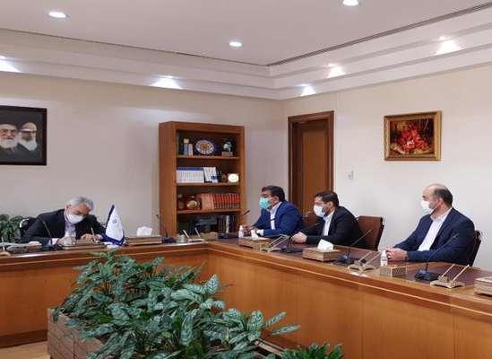 دستور دکتر نوبخت معاون محترم رئیس جمهور و رئیس سازمان برنامه و بودجه کشور جهت تخصیص اعتبارات مورد درخواست پروژههای شهرداری ساری