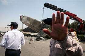 صدور حکم پرونده سقوط هواپیمای تهران - طبس