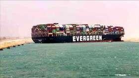 صدور فرمان توقیف کشتی مسدودکننده کانال سوئز