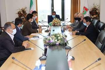 ضرورت تسهیل مناسبات تجاری و حملونقلی از طریق راهگذر صلح و دوستی در منطقه