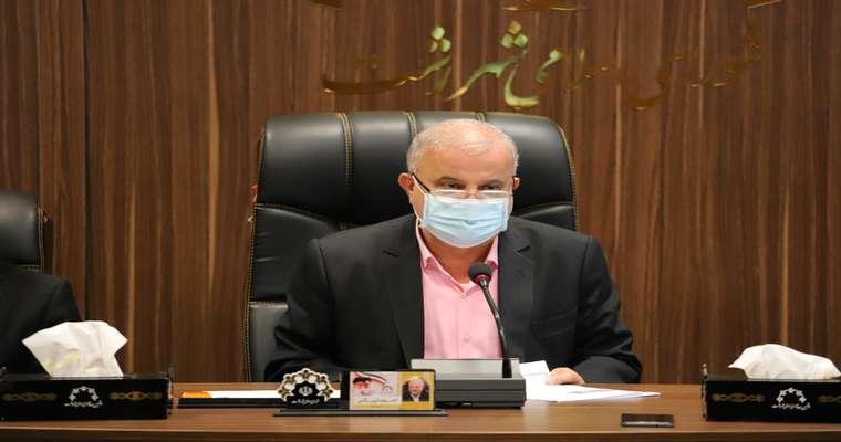 رئیس شورای اسلامی شهر رشت : از حضور قرارگاه سازندگی خاتم الانبیا(ص) استقبال می کنم / از افراد و شرکت های بزرگ باید کار بزرگ خواست / شهادت امیرالمؤمنین یک تراژدی بود / ارتش ما از قدرتمندترین نیروهای نظامی جهان است