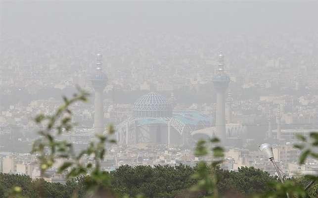 ریزگردها سالانه 50 میلیارد تومان به اصفهان خسارت میزند
