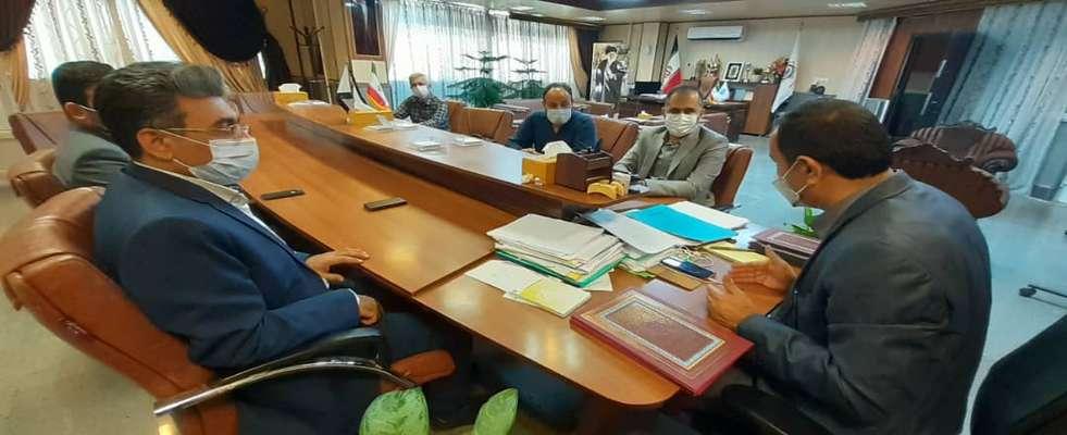 مدیریت جدید اداره فرهنگی ، اجتماعی و اداره حقوقی و املاک شهرداری خرمشهر معرفی شدند