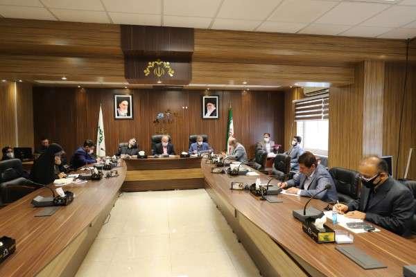 بررسی لایحه همکاری با قرارگاه سازندگی خاتم الانبیا (ص) در پروژه های شهر رشت
