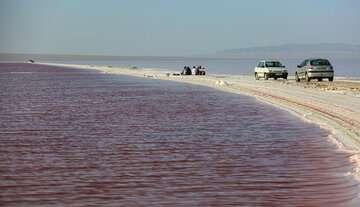احداث مسیر دریاچه نمک قم ۴۵۰۰ میلیارد ریال اعتبار نیاز دارد