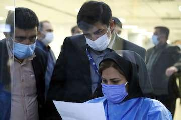 بازدید نماینده شورای امنیت کشور از اجرای پروتکلهای بهداشتی در فرودگاه امام خمینی(ره)
