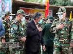 حضور شهردار ارومیه در مراسم گرامیداشت 29 فروردین، روز ارتش