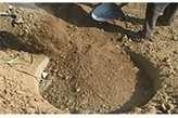 انسداد 260حلقه چاه غیرمجاز آب در استان مرکزی