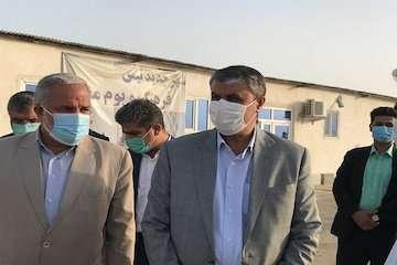 بازدید وزیر راه و شهرسازی از شهر جدید تیس/ تاکید بر رفع حاشیهنشینی در چابهار