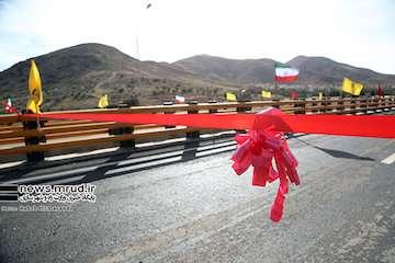 افتتاح سومین گذرگاه مرزی ایران و پاکستان با حضور وزیر راه و شهرسازی و مقامات پاکستانی