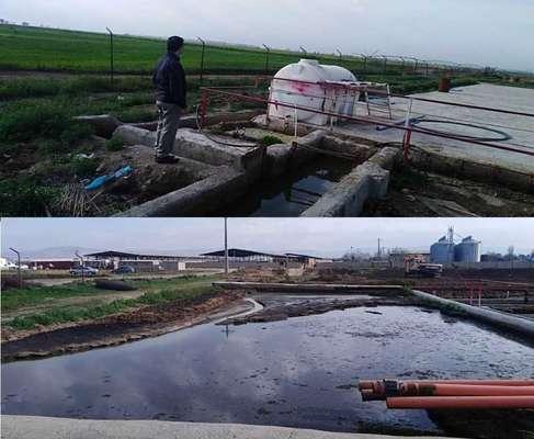 صدور بیش از ۷۰۰ اخطار زیست محیطی برای واحدهای صنعتی و تولیدی قزوین