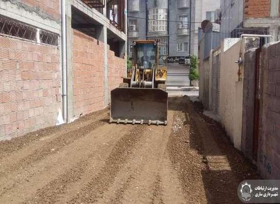 اجرای پروژه های عمرانی و خدماتی در مناطق سه گانه