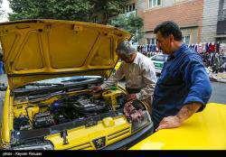 ارایه تسهیلات بلاعوض نوسازی مخازن سوخت CNG تاکسی ها به تاکسیرانان