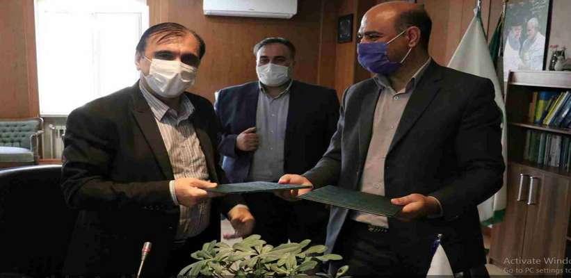 توافق نامه همکاری مشترک محیط زیست و مرکز شتابدهی زیست بوم درخراسان رضوی امضا شد
