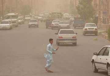 بارشهای پراکنده در استانهای ساحلی خزر و البرز مرکزی/دریایخزر در ۲ روز آینده مواج است /وزش باد شدید و خیزش گردوخاک در زابل