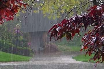 تداوم بارشها تا پایان هفته/ کاهش محسوس دما در سواحل خزر از چهارشنبه