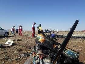 جزییات سقوط یک فروند هواپیمای فوق سبک آموزشی