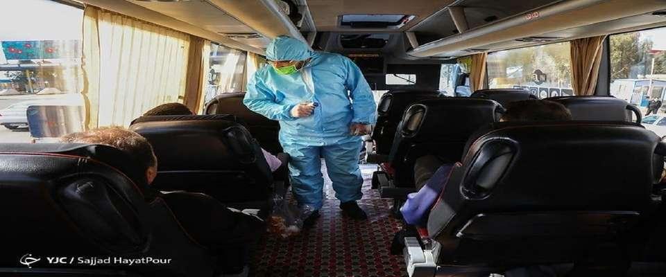 مالکان اتوبوس رانندگان را مجبور به تخلف میکنند/ مسافران از ازدحام در پایانه های مسافری خودداری کنند