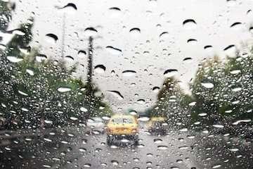 رگبار باران، رعدوبرق و وزش باد شدید در استانهای ساحلی خزر، تهران و ۱۲ استان کشور/خیزش گردوخاک طی ۳ روز آینده در زابل/افزایش دما برای استانهای ساحلی خزر و اردبیل