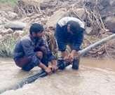 سیل به تاسیسات آب و فاضلاب خراسان رضوی 85 میلیارد ریال خسارت زد