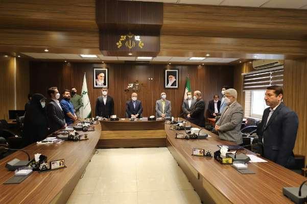 گزارش تصویری جلسه صحن شورای اسلامی شهر رشت مورخ 1400/2/22