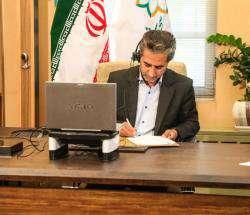 شهرداران شیراز و نووی ساد صربستان تفاهمنامه همکاری امضا کردند