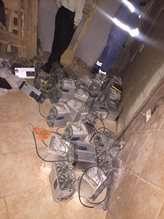 28 دستگاه ماینر غیرمجاز در غرب شهرستان کرج شناسایی شد