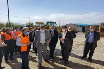 افزایش ۲۰ درصدی اعتبارات اداره کل راهداری و حمل و نقل جادهای آذربایجان شرقی