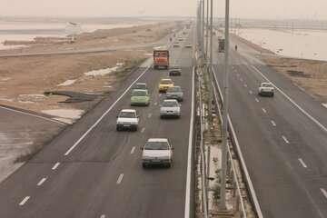 افزایش دو درصدی تردد جادهای در تعطیلات عید فطر