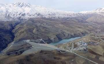 سرمایه گذاری ۱۵ هزار میلیارد ریالی برای توسعه سدهای آذربایجان غربی