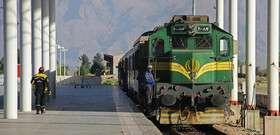 اختلال جزئی در حرکت قطار مسافربری محلی در سربندر