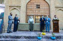 یکی از معیارهای دلبرانه شهر شیراز، هنر خاتم است