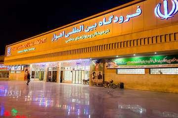 آغاز بهسازی ترمینال فرودگاه شهید سپهبد سلیمانی اهواز در آینده نزدیک