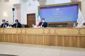 دسترسی منطقه ویژه اقتصادی ری به آزادراه تهران-قم فراهم میشود/ موافقت با درخواست آزمایشگاه فنی  و مکانیک خاک به عنوان عضو رسمی شورایعالی فنی و امور زیربنایی حملونقل