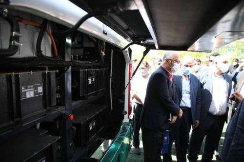 برقی کردن ناوگان حمل و نقل عمومی برای کاهش  ...