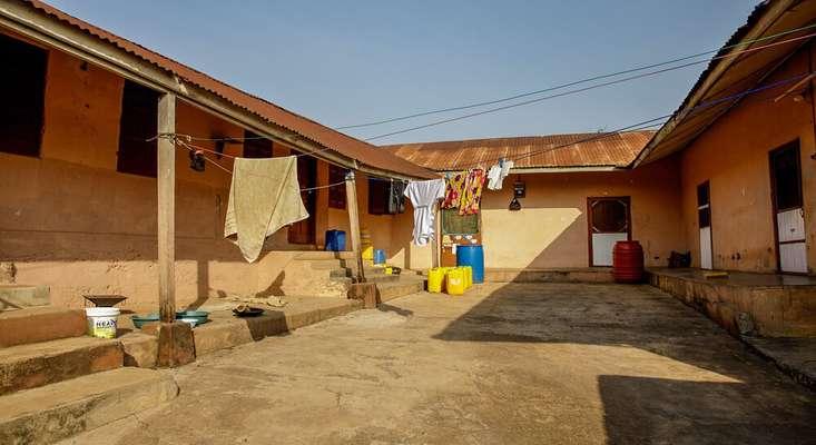 سبک جدید خانههای مسکونی در غنا