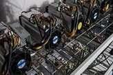 کشف و ضبط 593 دستگاه استخراج رمز ارز در لرستان