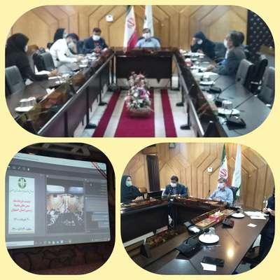 همزمان با چهارمین روز از هفته محیط زیست؛ برگزاری نشست ماهانه سازمان های مردم نهاد زیست محیطی استان اصفهان