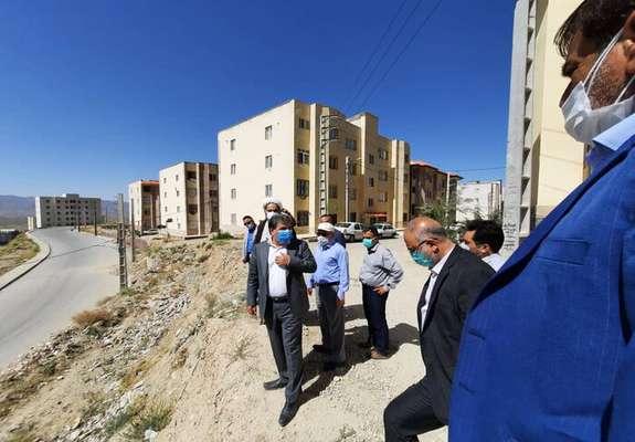 معاون وزیر راه: اغلب تعاونیهای پروژه مسکن مهر دکان باز کردهاند