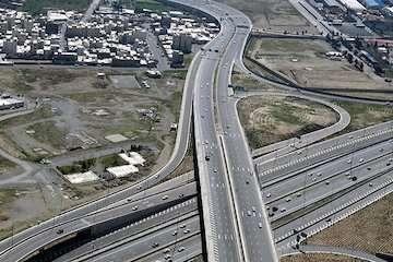 افزایش ۱/۱ درصدی تردد در محورهای برون شهری