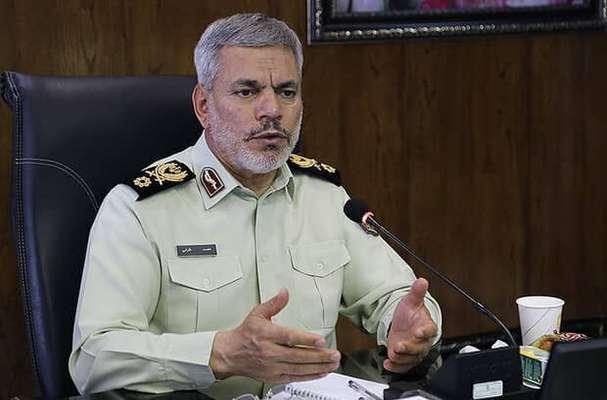 طرح معضل افزایش تخلفات شکار ناشی از خشکسالی در اصفهان در جلسه مشترک با یک مقام ارشد  ناجا در کشور