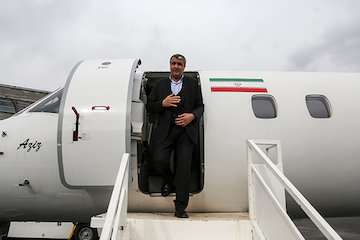 تاکید وزیر راه و شهرسازی بر گسترش همکاری اقتصادی ایران و سوریه