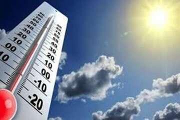 دمای هوا در اغلب مناطق کشور گرمتر میشود