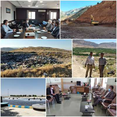 مهمترین اقدام های انجام شده هفته محیط زیست در شهرستان سمیرم