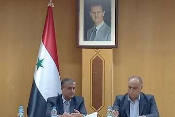 تسهیلگری  در روند مکانیسم تهاتر، تامین کالا و محصولات مورد نیاز بین ایران و سوریه/استفاده از ظرفیتهای دو کشور برای توسعه همکاریهای تجاری