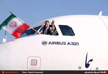 برقراری پرواز شیراز-کرمانشاه/ از سرگیری پروازهای هواپیمایی اتریش در مسیر وین-تهران/ افزایش تعداد هواپیماهای تجاری در دولت تدبیر و امید/ افزایش جابهجایی مسافر هوایی طی ۸ سال دولت تدبیر و امید